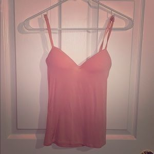 Tank top with bra!